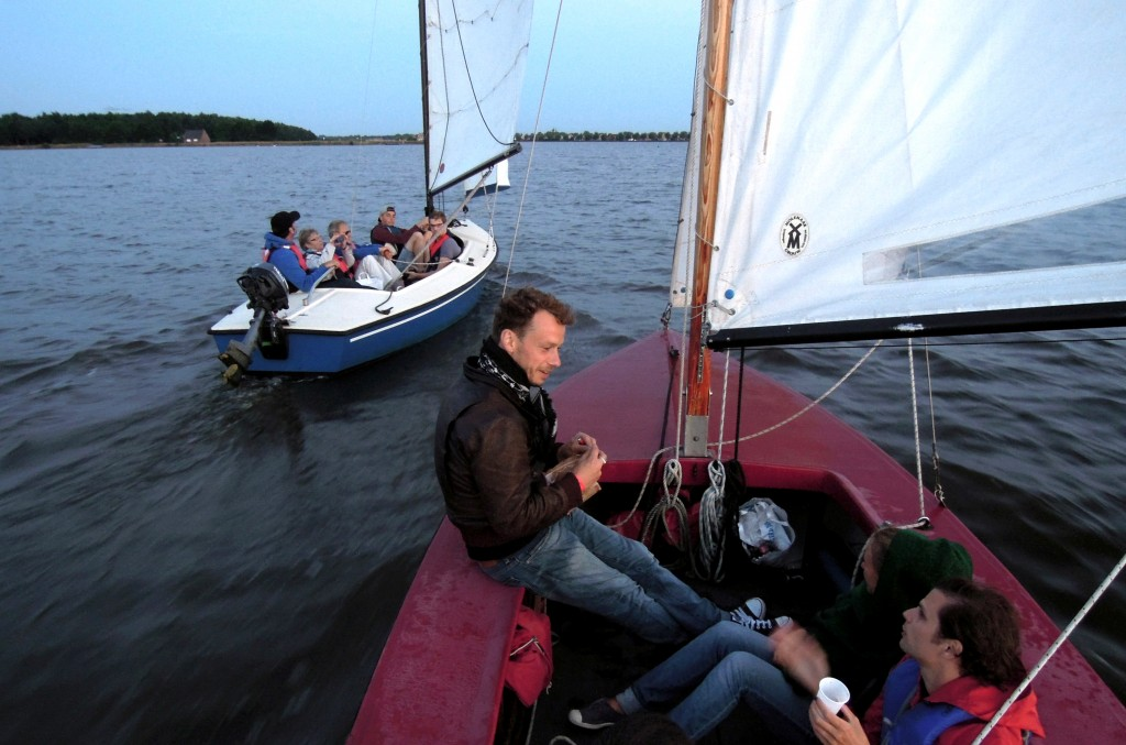 volle bootjes